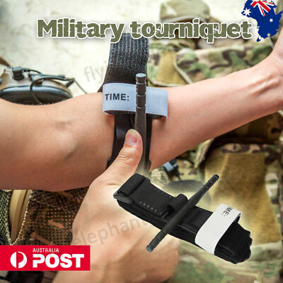Combat Application Tourniquet Medical First Aid Emergency Quick Release Buckle