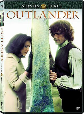 Outlander:The Complete Third Season 3 Three (DVD,2018,5-Disc Set) NEW