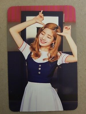 TWICE DAHYUN Authentic Official PHOTOCARD #1 SIGNAL 4th Album Photo Card 다현