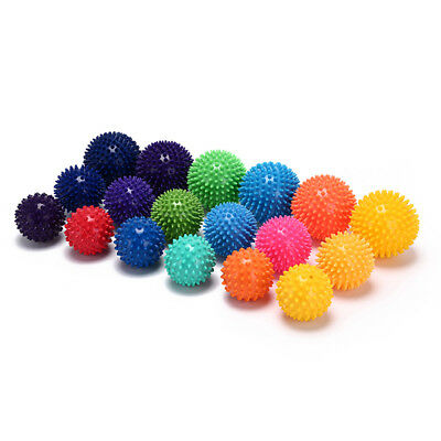 massage ball trigger point sport fitness hand foot pain relief muscle relax LJ