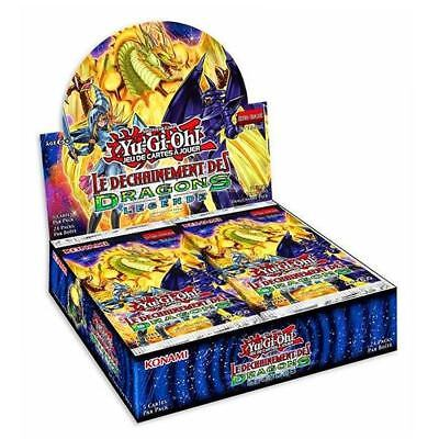 "Boite de 24 Boosters Dragons Of Legend 3 ""Unleashed"""