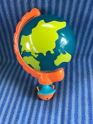 Evenflo World Explorer Exersaucer Activity Spin Globe Toy Replacement Part