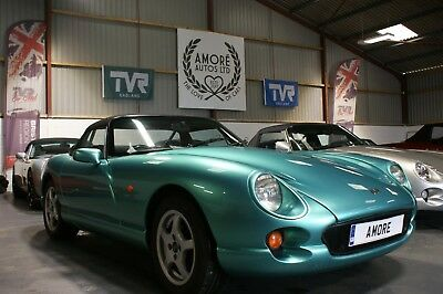 SOLD - MORE REQUIRED PLEASE! - TVR Chimaera 400 PAS Low owners, low miles.