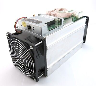 Bitmain AntMiner S7 ASIC Bitcoin Miner BTC BCH 4.73TH/s+ (Excellent Condition)