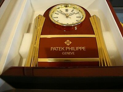 Patek Philippe desk clock ,display