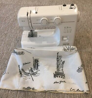 Only $7.65- Sewing Machine Or Serger  Dust Cover, Support Our Sewing School!