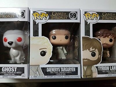 Game of Thrones Funko Pop Figures Brand New - YOU PICK FROM LIST