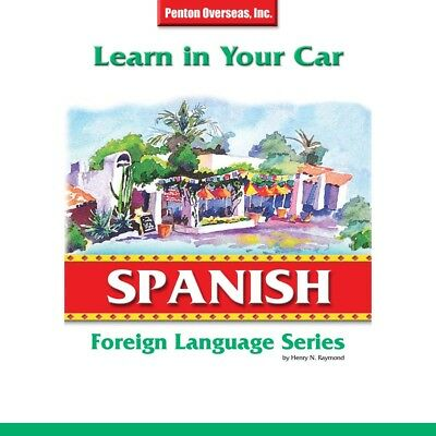 Learn In Your Car - Learn Spanish - 115 Lessons Digital Download Language Course