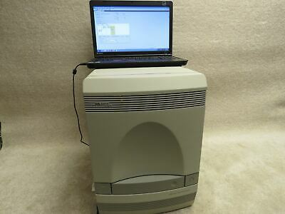 ABI Applied Biosystems 7300 Real-Time PCR System+Laptop - Exceptional Condition