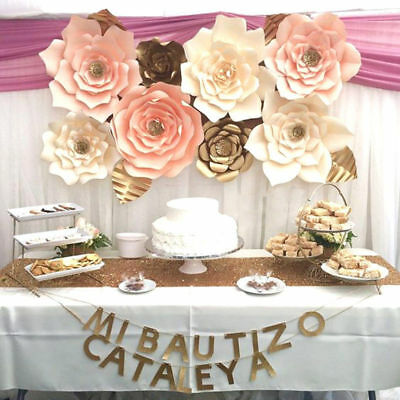 30cm paper flower backdrop wall large rose flowers diy wedding party 3040cm large paper flowers backdrop birthday wall decor party decoration diy mightylinksfo