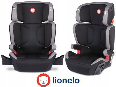 si ge auto b b inclinable lionelo hugo isofix black 15 36. Black Bedroom Furniture Sets. Home Design Ideas