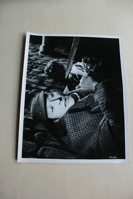 A Study In Terror - Sherlock Holmes & Jack The Ripper - 2 Vintage  Photos