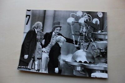 Willy Wonka And The Chocolate Factory - 1971 - 3 Vintage  Photo With Snypes