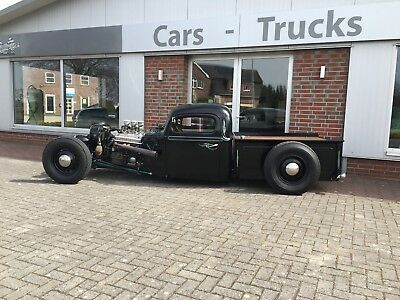 1940 Ford Hot Rod Oldtimer All Steel Rat Rod Hotrod