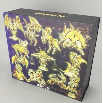 Saint Seiya Myth Cloth EX Soul of Gold 12 Pandora Box set,  Jacksdo
