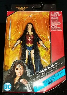 Licensed DC Comics Multiverse Wonder Woman Deluxe Action Figure Brand New NSIB!
