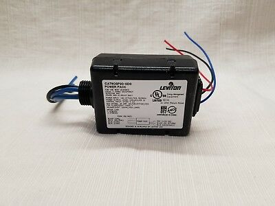 Leviton OSP20-0D0 120-277V Power Pack, New