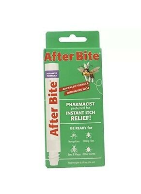 After Bite Itch Eraser Instant Insect Bite Itch Relief 0.5 oz PACK OF 4