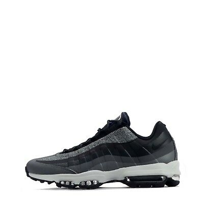 new product 4a050 dd7fb Nike Air Max 95 Ultra Essential Uomo Scarpe nere Antracite