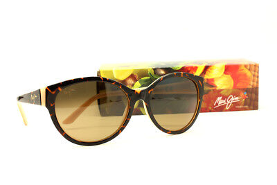 Maui Jim VENUS POOLS HS100-10E Tortoise Sunglasses Polariezed HCL Bronze Lenses
