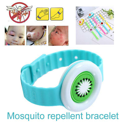 Repellent Bracelet Anti Mosquito Bracelet Lovely Random Style Insect Home Safe