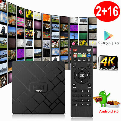 X96 MINI 2+16G Android 7.1.2 Nougat 4K Media Quad Core Smart TV BOX WIFI HDMI IT
