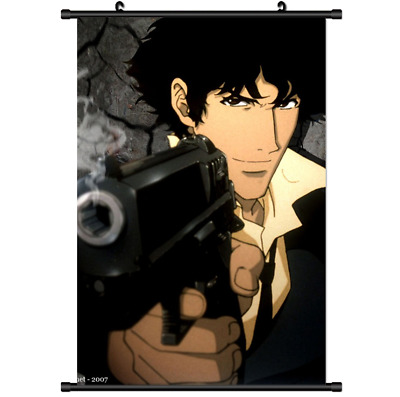"Hot Japan Anime Cowboy Bebop Home Decor Poster Wall Scroll 8""x12"" P2"