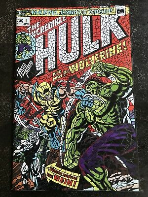 Hulk #181 Shattered Variant The Hunt For Wolverine #1 Sold Out Hot Rare Presale