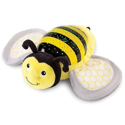 Infant Slumber Buddies Bumble Bee Soother 5 Meditative Songs and Nature Yellow