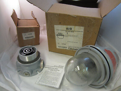 Appleton Ac1575 Explosion Proof Light A-51 Series Aau-15N, Aac75 Ceiling Mount