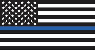 Police American flag magnet country refrigerator fridg usa United States america