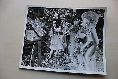 "JUDY GARLAND in ""THE WIZARD OF OZ"" VINTAGE ORIGINAL PHOTO #2"