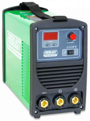 POWERARC 200ST SMAW GTAW Stick 200amp DC TIG welder by Everlast