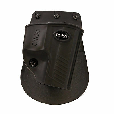 Fobus Evolution Paddle holster For Walther PPS M2 9mm-Right Hand-WPM2