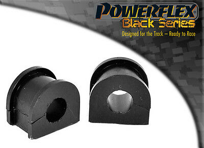 Powerflex Black Rear Anti Roll Bar Bush 18mm PFR66-107-18BLK For Saab 9000