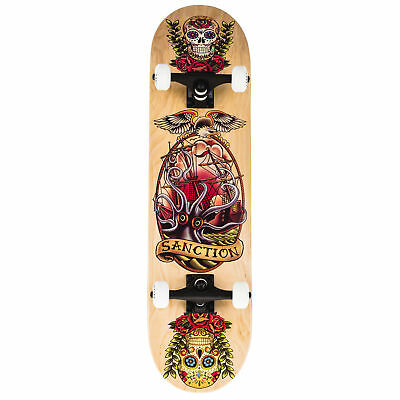 City Beach Sanction Shipmate Complete Skateboard