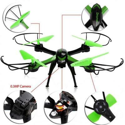 JJRC H98WH RC Quadcopter WIFI FPV 2.4Ghz 4CH 6-axis Drone HD Camera Helicopter E