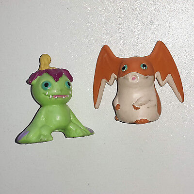 Digimon Figuren Patamon & Palmon - Bully Germany / Sammlung