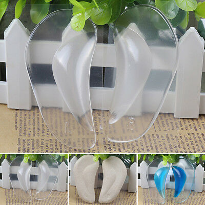 # Support Arch Shoe Cushion Soft Foot / Plantar Orthotic Flat Inserts Insoles