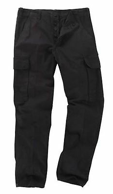 German Army Moleskin Combat Trousers Pre-Washed Cotton Workwear Fishing Pants