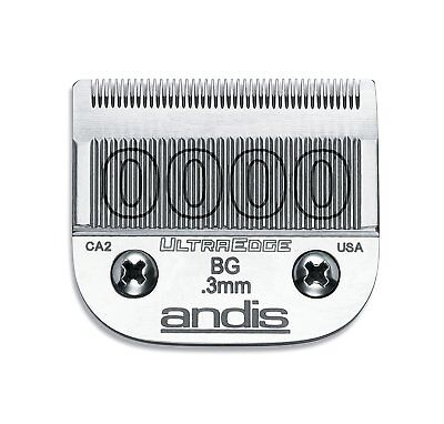 Andis Ultraedge Detachable Size 0000 Blade