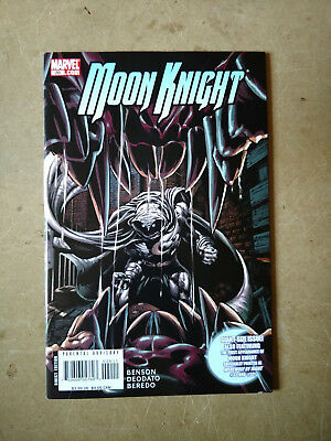 Moon Knight #20 Giant Size First Print Marvel Comics (2008) Deodato