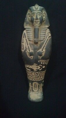 ancient Egyptian antiques Amenhotep II statue 18th dynasty