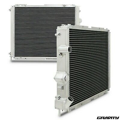 40mm ALUMINIUM RACE RADIATOR RAD FOR RENAULT CLIO 172 182 2.0 16V AIRCON 01-05
