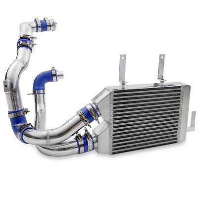 Aluminium Alloy Front Mount Intercooler Fmic Kit For Vw Polo 1.9 Tdi Pd130