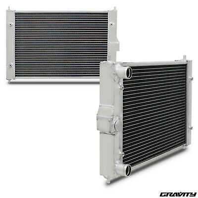 40mm ALUMINIUM ALLOY RADIATOR RAD FOR VOLKSWAGEN VW POLO 86C G40 COUPE NO AIRCON