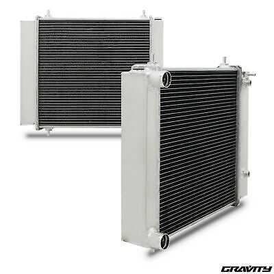 60mm TWIN CORE ALLOY RADIATOR RAD FOR LAND ROVER DISCOVERY DEFENDER 200 300 TDI