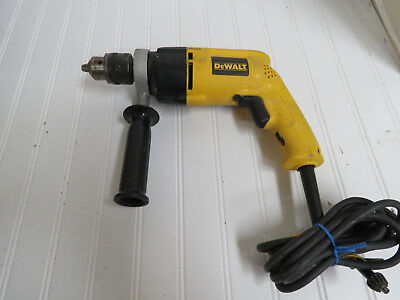 "DeWalt DW511 7.8 Amp 1/2"" VSR Single Speed Hammer Drill - Free Shipping"