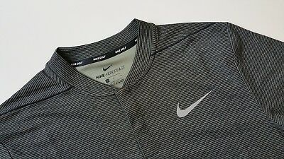f2d1d1ba NEW NIKE AEROREACT Men's Slim Fit Golf Blade Polo Shirt, 854229-010 ...