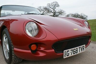 Deposit Taken - TVR Chimaera 4.3 (believed no.14 of 14) Factory Big Valve